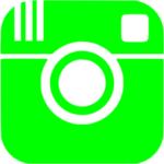 green instagram